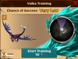 Exotic Moldruffle Valka First Chance