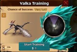 Liberated Haulmauler Valka First Chance