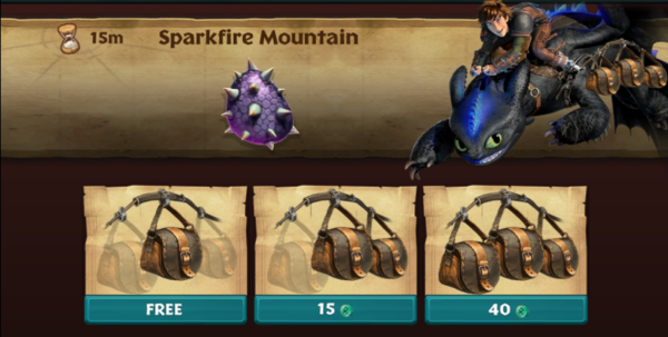 Sparkfire Mountain