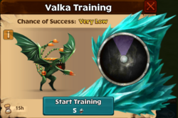 Thorntail Valka First Chance