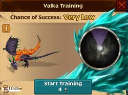 Gresskarmor Valka First Chance