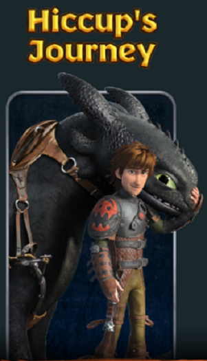 Hiccup's Journey