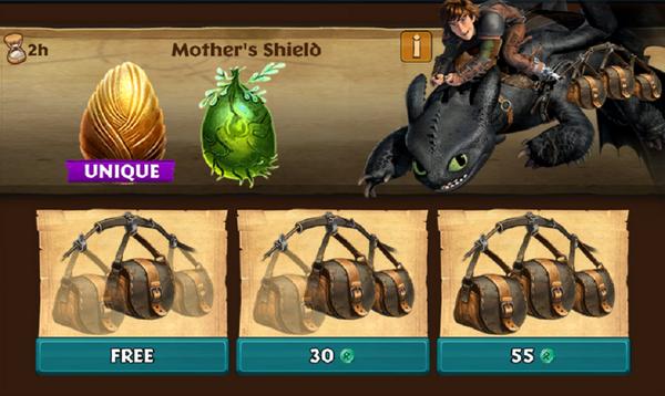 Mother's Shield (Hookfang)