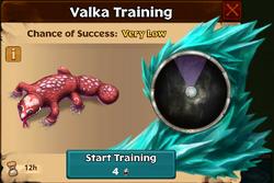Schmoozer Valka First Chance