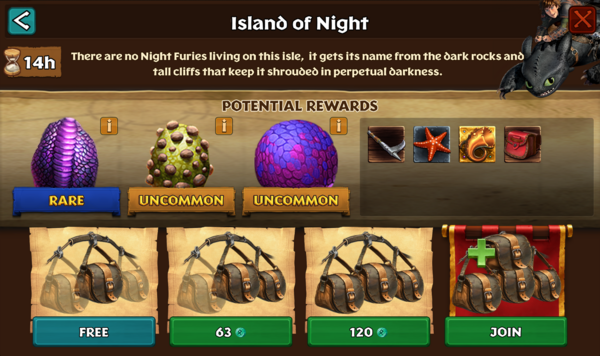 Island of Night