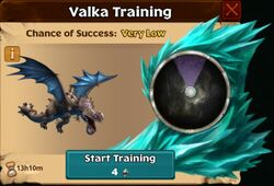 Ironhide Valka First Chance