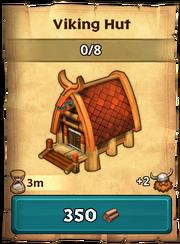 Viking Hut - Market