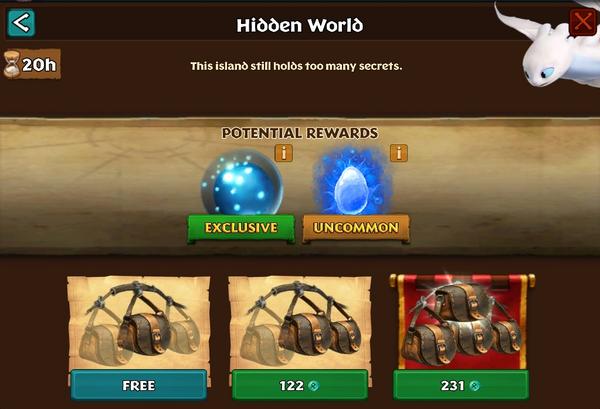 Hidden World (Lv. 30)