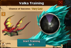 Chompers Valka First Chance