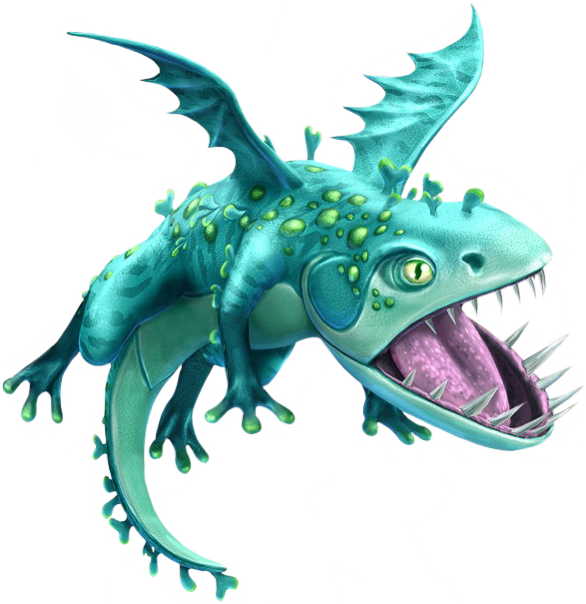Primal Aquabeast Dragons Rise Of Berk Wiki Fandom