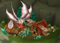 Valka's House With Roost