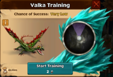 Changewing Valka First Chance