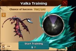 Forgefeist Valka First Chance