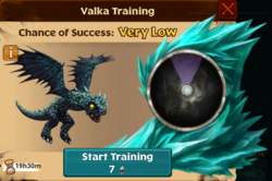 Sentinel Valka First Chance