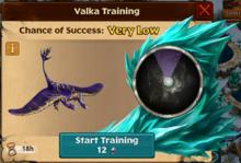Valka's Seashocker Valka First Chance