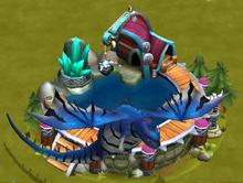 Bargemine Valka Titan
