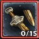 Brute Metal Sword