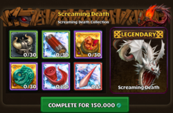 Screaming Death Collection