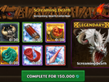 Screaming Death Collections