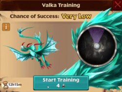 Snogglesong Valka First Chance