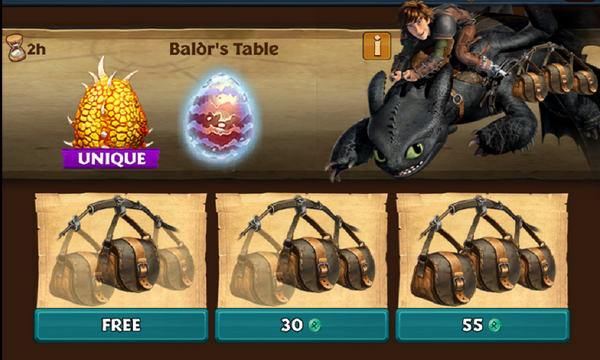 Baldr's Table (Fireworm Queen)