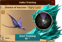 Earsplitter Valka First Chance