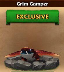 Grim Gamper Hatchling