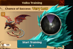 Starstreak Valka First Chance