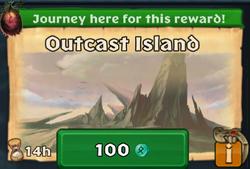 Astrid's Journey Outcast Island