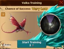 Battle Changewing Valka First Chance