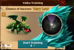 Melonquarry Valka First Chance