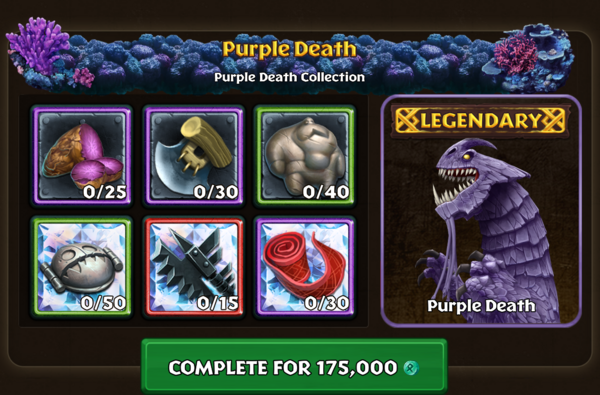Purple Death Collection