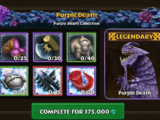 Purple Death Collections