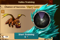 Four-Man Valka First Chance