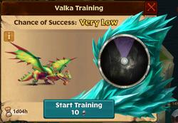 Pestbud Valka First Chance