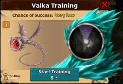 Wrylite Valka First Chance
