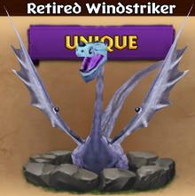 Retired Windstriker Hatchling