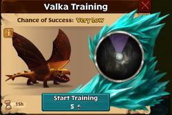 Dawnstar Valka First Chance