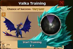 Dramillion Valka First Chance