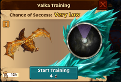 Big Buff Valka First Chance