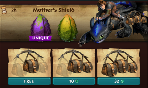 Mother's Shield