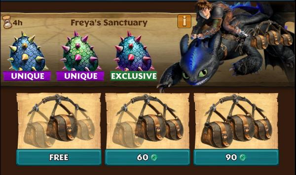 Freya's Sanctuary (Stormfly)