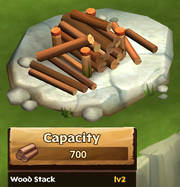 Wood Stack Lv 2