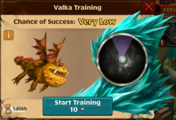 Book Wyrm Valka First Chance
