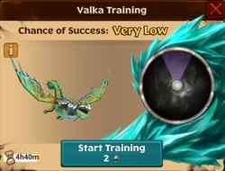 Battle Snafflefang Valka First Chance