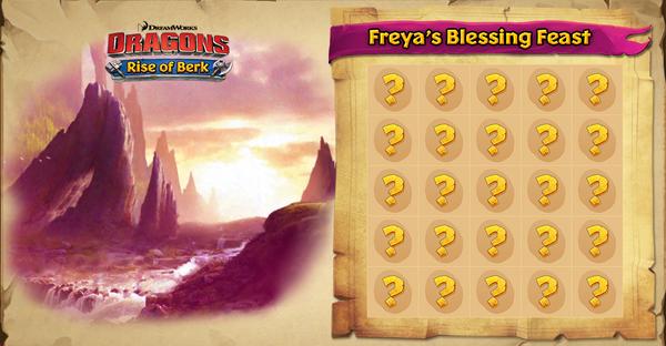 Freya's Blessing Feast 2019