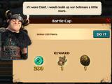 Battle Cap