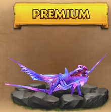 Ruffnut's Trancemare Hatchling