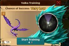 Mildew's Strain Valka First Chance