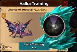 Sirenade Valka First Chance